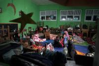 Trauma Gempa Susulan, Sebagian Warga Banjarnegara Bertahan di Pengungsian