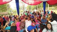 Bersama Kartini Perindo, Demiz Gelar Bakti Sosial di Bogor