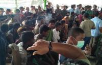 76 Muslim Rohingya Kembali Terdampar di Aceh, 5 Orang Dalam Kondisi Sakit
