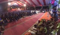 Ribuan Warga Adat Turun Gunung Peringati Seba Baduy