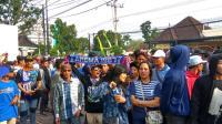 Aremania Lakukan Aksi Tuntut Klarifikasi Insiden Laga Arema FC vs Persib