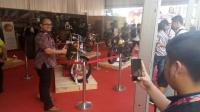 Chopperland Jokowi Vs Motor Gibran di IIMS 2018, Mana yang Paling Digandrungi?