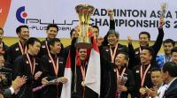 Ini Jadwal Tim Indonesia di Piala Thomas dan Uber 2018