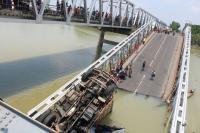Bidik Tersangka Kasus Robohnya Jembatan Babat, Polri Gandeng Komite Keselamatan Konstruksi