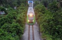 Kereta Bandara Internasional Minangkabau Akan Diresmikan 8 Mei