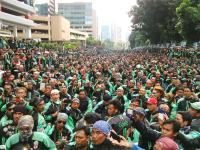 Demo Ojek Online, Ini Rekayasa Lalu Lintas Jika Massa Tutup Jalan Depan DPR