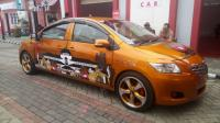 Tampil Berbeda, Begini Dandanan Mobil Bermuka Dua di IIMS 2018