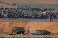 Tembakan Aparat Israel ke Kakinya Musnahkan Impian Remaja Gaza