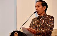 Presiden Jokowi Minta Menteri PU Segera Keruk Sungai Cikadang