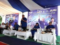 Dialog dengan Warga Tangsel, SBY Dicurhati soal Penggusuran PKL