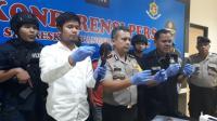 Serang Polisi dengan Parang, 2 Pencuri Motor di Ciputat Ambruk Didor