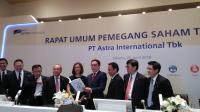 Astra International Sebar Dividen Rp185 per Saham