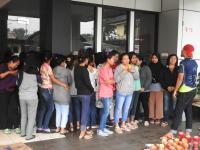 Penampungan TKW Ilegal Digerebek di Bekasi, Polisi Amankan Puluhan Wanita