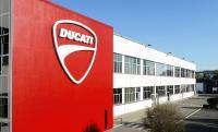 Ducati Bakal Tanam Radar di Depan dan Belakang Motornya