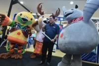 Sosialisasi Asian Games 2018 di Daerah Masih Minim