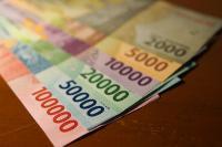 Akhirnya, Rupiah Tembus Rp14.202 USD