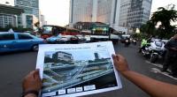 Pembangunan MRT Bundaran HI-Kampung Bandan Dipercepat