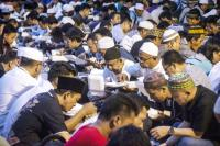 Tarawih Akbar di Masjid Istiqlal, Pemprov DKI Siapkan 30 Ribu Kotak Makanan
