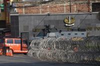 Penjagaan Mako Brimob Dipertebal Pasca-Rentetan Teror Bom