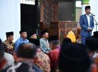 Jokowi Resmikan Kawasan Pesantren Modern Terpadu di Padang