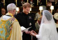Alasan Cincin Kawin Meghan Markle Berbeda dengan sang Suami Pangeran Harry