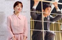 Song Hye Kyo Kirim Food Truck ke Lokasi Suits,  Park Hyung Sik: Aku Akan Setia Padamu