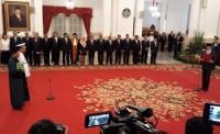 Jokowi Resmi Lantik Siwi Sukma Adji sebagai KSAL