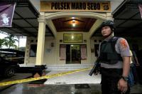 5 Fakta Mengejutkan Penyerangan Polsek Maro Sebo oleh Pria Bersamurai