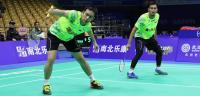 Ahsan Hendra Atasi Ganda Korea, Indonesia Samakan Kedudukan 2-2