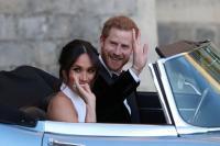 Jadi Istri Pangeran Harry, Kekayaan Meghan Markle Bertambah 9 Kali Lipat