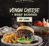Unik, Restoran Ini Sajikan Steak dengan Lelehan Keju Berwarna Hitam