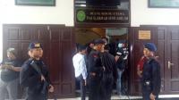 Pengamanan Sidang Pleidoi Aman Abdurrahman Diperketat Pasca Terdengar Suara Ledakan