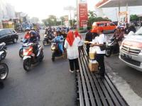 250 Takjil Gratis Kartini Perindo Ludes Selama 15 Menit