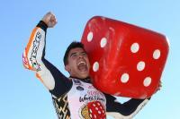 Petrucci Tak Tahu Siapa yang Bisa Hentikan Marquez saat Ini