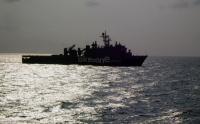 Tim Ekspedisi Pelayaran Maritim Jalani Ramadan di Tengah Laut
