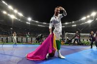 Toni Kroos Bangga Jadi 'Anak Buah' Sergio Ramos