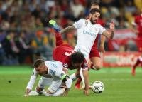 Kroos: Ramos Bukan Pemain Agresif