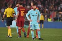 Messi Masih Kesal Barcelona Gagal Total di Liga Champions 2017-2018