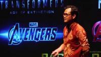 Kisah Ronny Gani, Sang Animator Film Box Office Hollywood