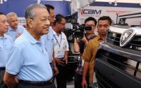 Proton Dikuasai Perusahaan China, Mahathir Siap Bikin Mobil Nasional Baru