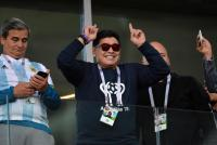 Gaya Nyeleneh Pakai Dua Jam ala Diego Maradona, Apa Maknanya?