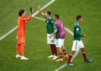 Babak Pertama Jadi Kunci Kemenangan Meksiko atas Jerman di Piala Dunia 2018
