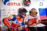 Masalah Ban Jadi Penyebab Petrucci Finis Ke-8 di MotoGP Catalunya