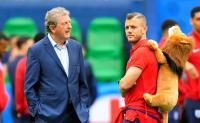 Roy Hodgson Ingin Bereuni dengan Wilshere di Crystal Palace