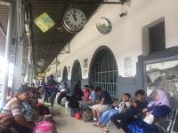 22.000 Orang Sudah Kembali Melalui Stasiun Pasar Senen, Keberangkatan Masih Tinggi