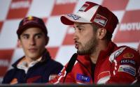 Marquez Kritisi Performa Dovizioso di MotoGP 2018