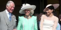 Punya Karakter Kuat, Pangeran Charles Beri Nama Panggilan 'Tungsten' untuk Meghan Markle
