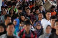 Pendatang yang Tak Punya Keahlian Dipulangkan ke Kampung Halaman