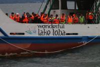 Kapal Tenggelam di Danau Toba: Pengawasan Pelabuhan Lemah