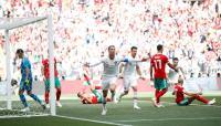 Ronaldo Bawa Portugal Unggul 1-0 atas Maroko di Babak Pertama